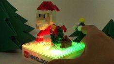 Christmas Micro Santa Block Dog Mickey Angry Birds Spongebob Toys Dolls ...