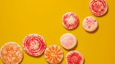 Amanda Hesser and Merrill Stubbs' Holiday Butter Cookies Recipe.