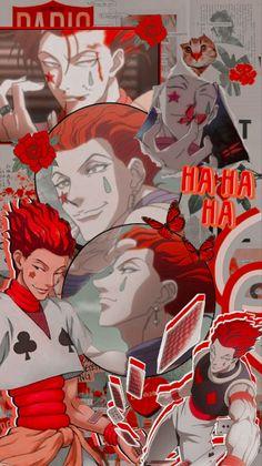 Normal Wallpaper, Anime Wallpaper Phone, Cute Anime Wallpaper, Hisoka, Animes Wallpapers, Cute Wallpapers, Boca Anime, Hxh Characters, Anime Reccomendations