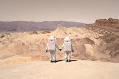 Greetings from Mars by Julien Mauve