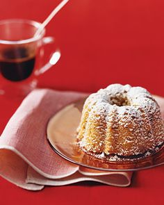 Olive Oil-Anise Cakes - Martha Stewart Recipes