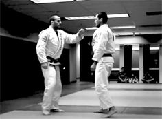 "Martial arts gifs ""Judo is a modern martial art, combat and Olympic sport created in Japan in 1882 by Jigoro Kano. Its most prominent feature is its competitive element, where the objective is to either throw or takedown an opponent to the ground, immobilize or otherwise subdue an opponent with a pin, or force an opponent to submit with a joint lock or a choke. The worldwide spread of judo has led to the development of a number of offshoots such as Sambo and Brazilian jiu-jitsu."""