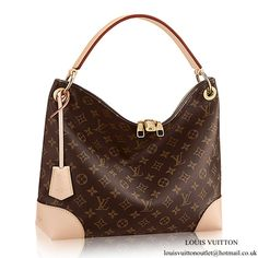 2acf3f6f4 Replica Louis Vuitton Monogram Canvas Berri PM are for people who love the  high fashion look. Buy Louis Vuitton Now!