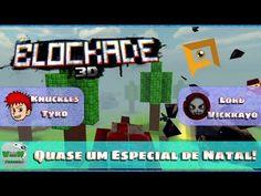 Blockade 3D - Uma quase gameplay de Natal