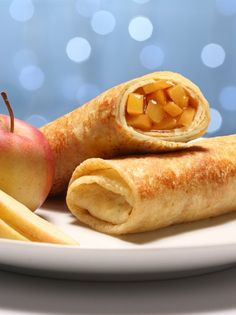 Fahéjas almás töltelék