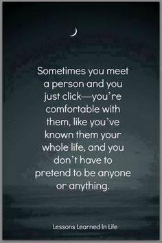 So many times...
