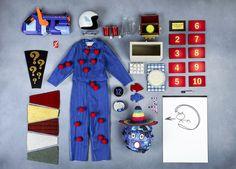 Things Organized Neatly