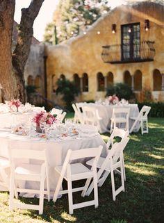 Photography: Jessica Burke - jessicaburke.com  Read More: http://www.stylemepretty.com/2014/01/02/romantic-diy-napa-valley-wedding-at-andretti-winery/