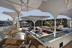 BNKR Arquitectura   Hookah Lounge Satelite