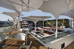 BNKR Arquitectura | Hookah Lounge Satelite