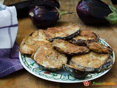 Cotolette di melanzane  #ricette #food #recipes