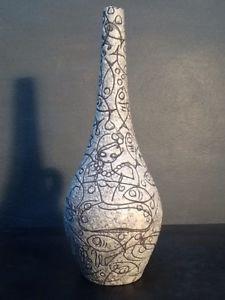 Stunning Adele Bolz Designed 'Filigran 339 1 30cm Vase' Ruscha W Germany 1959 60   eBay