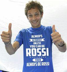 Rossi shirt - Valentino Rossi- #VR46