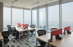 Serviced Office   International Finance Centre, Two IFC, Seoul - South Korea