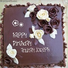 Best happy birthday quotes with name hbd wishes pinterest sequeira name on cakes and wishes on this birthday wish and it is amazing friends hope you will like it visit this website and write your own name m4hsunfo