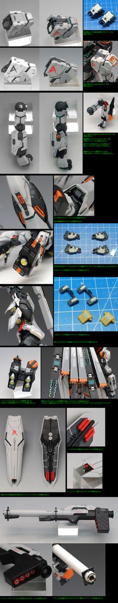 MG 1/100 RX-93 Nu Gundam Ver.Ka [EVOLVE Ver.]: Remodeled by Grework_Ghost. Full Photoreview Wallpaper Size Images [WIP too] | GUNJAP