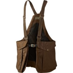 Sturdy waxed cotton canvas vest for dog training and retrieving game The  Retriever vest has large 2f546a1c4136