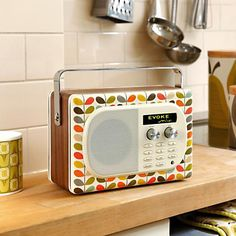 My wedding gift ideas: First home essentials: Pure Evoke mio DAB radio #johnlewis #home Registering your list is free and easy - simply call or visit your local shop, or go online: www.johnlewisgiftlist.com