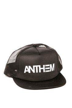 Simple Anthem Trucker   Anthem Made Anthem Made, Rock N Roll, Simple, Hats, Life, Clothes, Accessories, Collection, Fashion