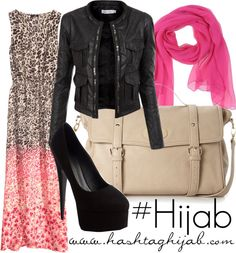 Hashtag Hijab Outfit #327