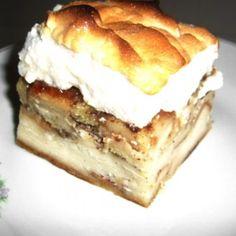 Klasszikus máglyarakás   Nosalty Sandwiches, Pie, Desserts, Food, Torte, Tailgate Desserts, Cake, Deserts, Fruit Cakes
