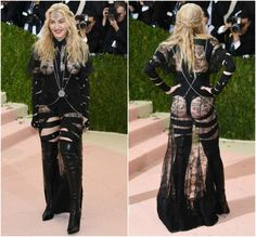 Derrapada da Semana: Madonna   Ângela Bastos