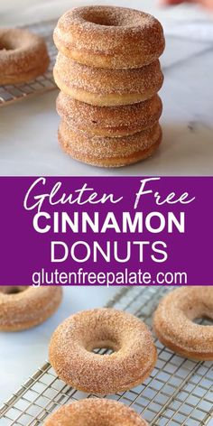 Gluten Free Donuts, Gluten Free Sweets, Vegan Gluten Free, Gluten Free Recipes, Gluten Free Pumpkin Donut Recipe, Quick Donuts Recipe, Sugar Free Donuts, Keto Recipes, Dessert Sans Gluten