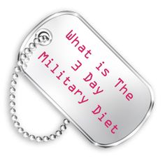 Discover a quick way to lose weight with the 3 day military diet plan. See our diet food list, menu and answers to your questions about the diet. Diet Drinks, Diet Snacks, Diet Plans To Lose Weight, How To Lose Weight Fast, Reduce Weight, Diet Motivation Quotes, Diet Quotes, Breakfast Food List, Diet Humor