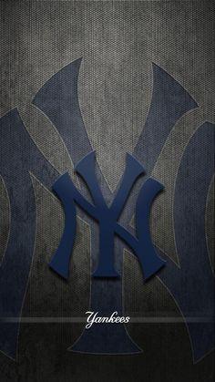 Beautiful New York Yankees Wallpaper iPhone - Creative Maxx Ideas Mlb Wallpaper, Iphone 6 Plus Wallpaper, Graphic Wallpaper, Wallpaper Downloads, Iphone Wallpapers, Yankees Logo, New York Yankees, Yankees Fan, Corel Draw Design