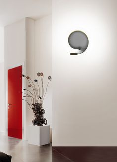 LED wall lamp FORMALA FormaLa Collection by Cini Led Wall Lamp, Lamp Design, Mirror, Furniture, Collection, Home Decor, Interiors, Light Bulb Drawing, Decoration Home