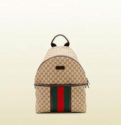 Gucci for sale bag- Medium Backpack with Signature Web Detail 190278 in Beige/Brown Outlet On Sale, Cheap Gucci Brown Backpacks, Backpacks For Sale, Canvas Backpacks, Backpack Bags, Leather Backpack, Rucksack Bag, Backpack Online, Laptop Backpack, Chanel Online