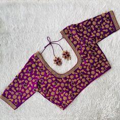 Designer Blouse Patterns, Bridal Blouse Designs, South Indian Bride, Sabyasachi, Work Blouse, Married Life, Bridal Make Up, Pattern Design, Bridal Shower