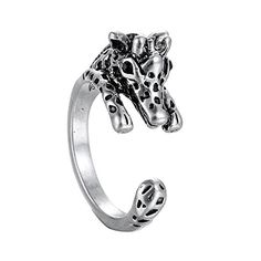 Gmai Chic Giraffe Ajustable Animal Wrap Ring Open Knuckle Ring -- Find out more details @ http://www.amazon.com/gp/product/B016JLCJZC/?tag=splendidjewelry07-20&pyx=190716030958
