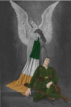 Irish Republican Brotherhood, Irish Republican Army, Gaelic Tattoo, Celtic Tattoo Symbols, Easter Rising, Irish Tattoos, Erin Go Bragh, Celtic Fc, Irish American