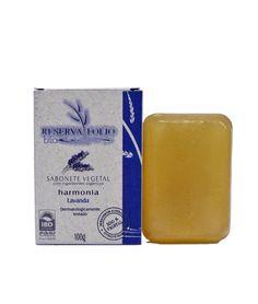 Os SABONETES VEGETAIS HARMONIA, em barra, com ingredientes orgânicos, limpam a pele cuidadosamente, tornando-a macia e suave. O seu uso propicia uma deliciosa sensação de equilíbrio e bem-estar. O delicado óleo de lavanda é excelente para propiciar bem estar e equilíbrio. Indicado para momentos em que se busca paz e tranquilidade. http://www.revendaamaterra.com.br/loja/espaco-ngmarketplace