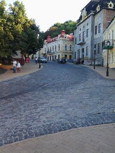 Andrew's Descent Kyiv