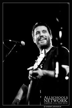 Chuck Ragan. I want to listen to him say all the words ever