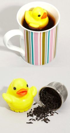 Rubber Ducky Tea Diffuser