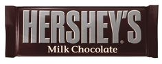 Hershey's Milk Chocolate Candy Bar☕ #Food #Candies #Desserts