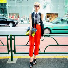 WELCOME TO TOKYO (by Minju Kim) http://lookbook.nu/look/3797961-WELCOME-TO-TOKYO