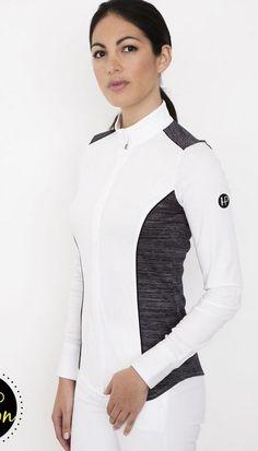 Horseware Platinum Elsa Show Shirt