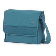 Bebecar Changing Bag in Peacock Kiddicare.com