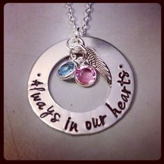 etsy metal stamped jewelry - Google Search