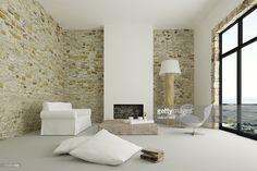 Foto stock : Moderno salotto interno