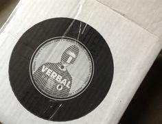 Verbal Fancy Box Review - September 2013 #subscriptionbox