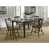 Found it at Wayfair - Creations II Casual Dining Drop Leaf Table