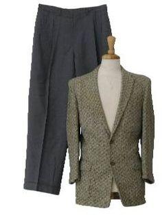 1950 men's Rockabilly Suit