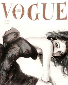 Vogue covers by Danny Roberts of Igor +André