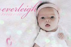 I love the name Everleigh!