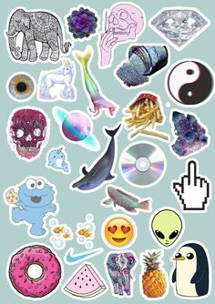Идеи для личного дневника - ЛД Tumblr Stickers, Phone Stickers, Printable Stickers, Planner Stickers, Aesthetic Stickers, Collage Sheet, Happy Planner, Cute Wallpapers, Iphone Wallpaper